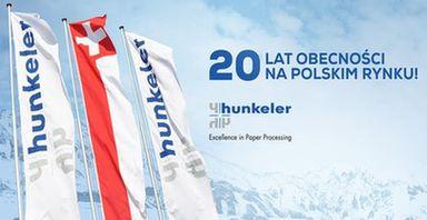 20-lecie Hunkelera na Polskim Rynku