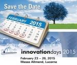 Hunkeler INNOVATIONDAYS 2015 w dniach 23-26 lutego